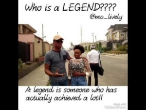 Video: Mc Lively – Who is a Legend?